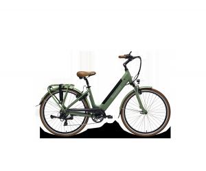Britt olive green 504Wh