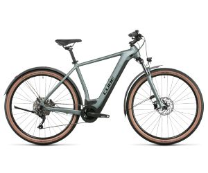 Nuride Hybrid Pro AllRoad 625Wh, cadre Homme