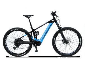 CRAFTY SE 625Wh Noir/Bleu