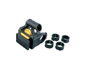 Fixation TOPEAK Fixer 8 Panier Bosch (console central )