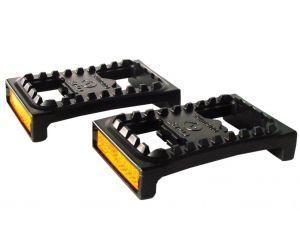 Jeu plateformes Shimano SM-PD 22 PD-M959,770,520,540,515, avec réflecteur
