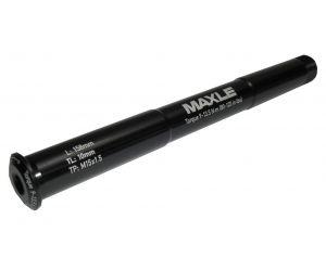 Axe Sram Maxle Stealth VTT avant noir 15x100 Lg148