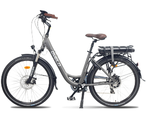 OVELO ZEN Urban Electric Bike 2017