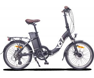 Vélo électrique pliant VG - Lavil Noir 11Ah